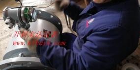 【开封宏达仪表】电磁流量计发货啦!