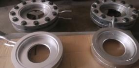 焊接孔板、标准孔板加工完成